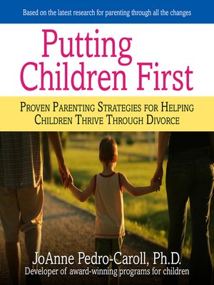 cover image of Putting Children First