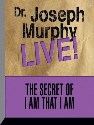 cover image of The Secret I am That I Am