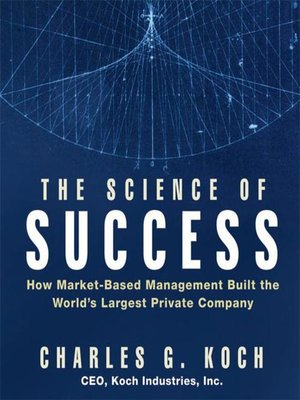 cover image of The Science Success