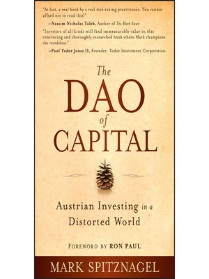 cover image of The Dao of Capital