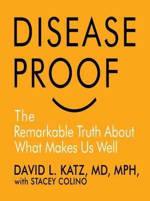 cover image of Disease-Proof