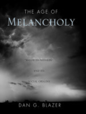 cover image of The Age of Melancholy