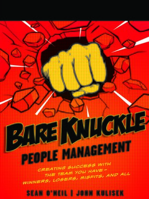 cover image of Bare Knuckle People Management