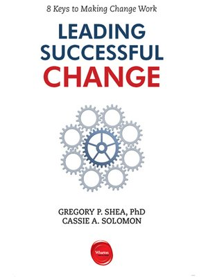 cover image of Leading Successful Change