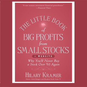 cover image of The Little Book Big Profits from Small Stocks + Website