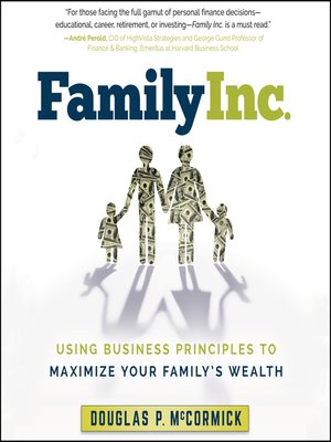 cover image of Family Inc.