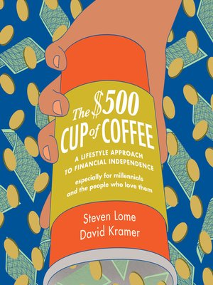 cover image of The $500 Cup of Coffee