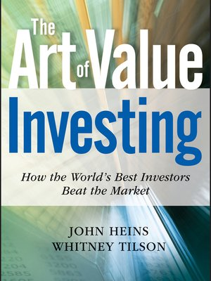 cover image of The Art of Value Investing