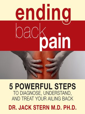 cover image of Ending Back Pain