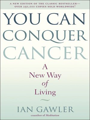 cover image of You Can Conquer Cancer