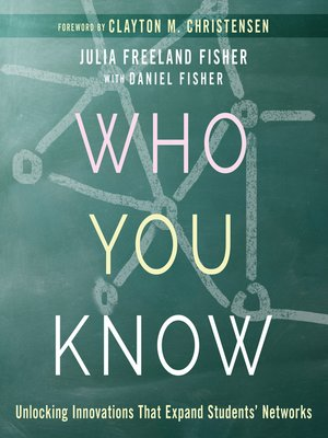 cover image of Who You Know