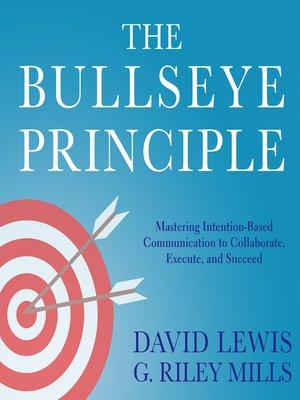 cover image of The Bullseye Principle