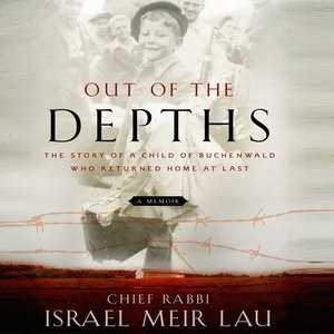 cover image of Out the Depths