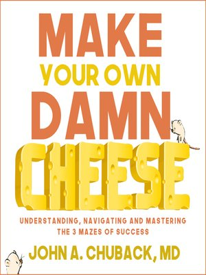 cover image of Make Your Own Damn Cheese