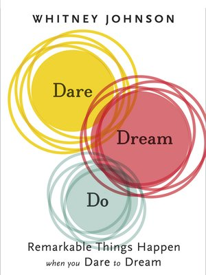 cover image of Dare, Dream, Do