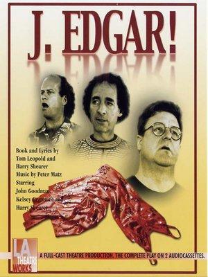 cover image of J. Edgar!