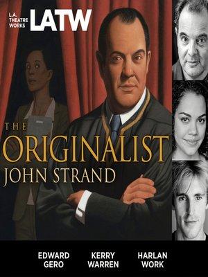 cover image of The Originalist