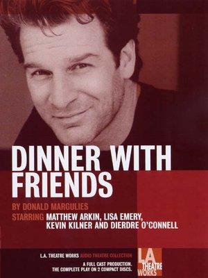 cover image of Dinner with Friends