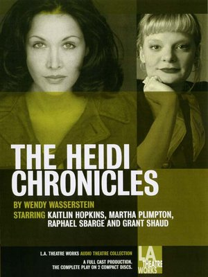 cover image of The Heidi Chronicles