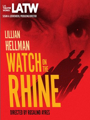 cover image of Watch on the Rhine