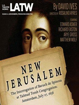 cover image of New Jerusalem