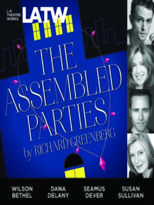 cover image of The Assembled Parties