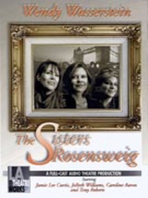 cover image of The Sisters Rosensweig