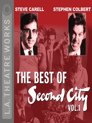 cover image of The Best of Second City, Volume 1
