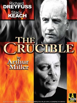 cover image of The Crucible