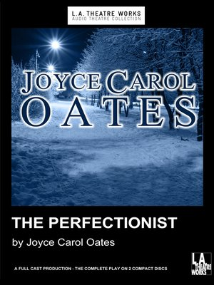 cover image of The Perfectionist
