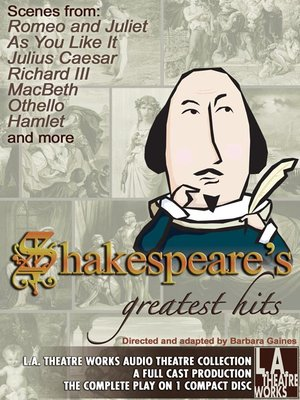cover image of Shakespeare's Greatest Hits