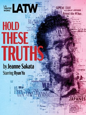 cover image of Hold These Truths