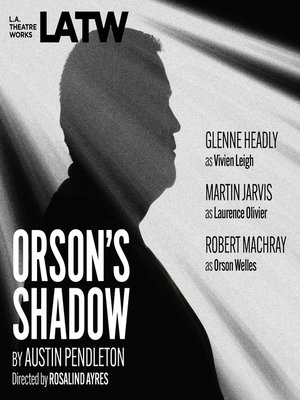 cover image of Orson's Shadow