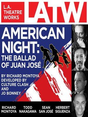 cover image of American Night