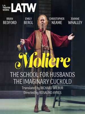 cover image of The Imaginary Cuckold & The School for Husbands