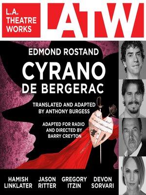 cover image of Cyrano de Bergerac