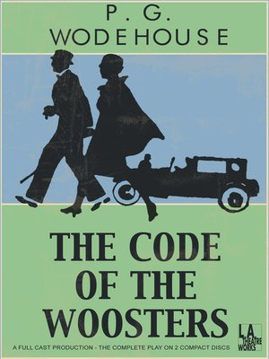cover image of The Code of Woosters