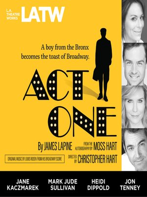 cover image of Act One