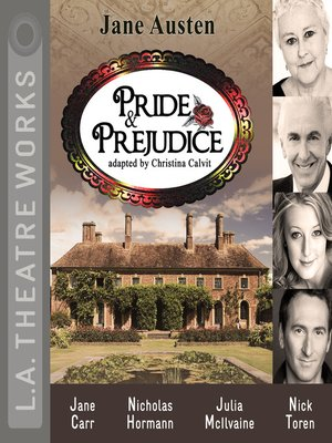 cover image of Pride and Predjudice