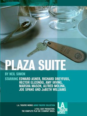 cover image of Plaza Suite