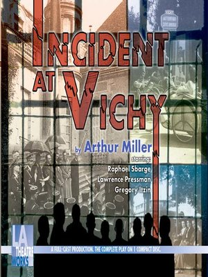 cover image of Incident at Vichy