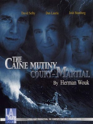 cover image of The Caine Mutiny Court-Martial