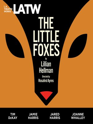 cover image of The Little Foxes