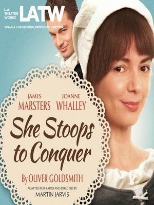 cover image of She Stoops to Conquer