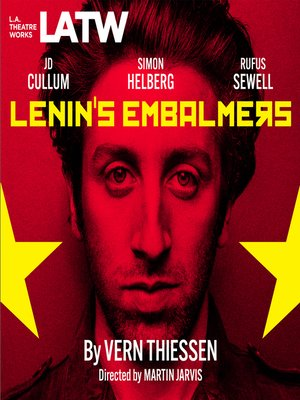 cover image of Lenin's Embalmers