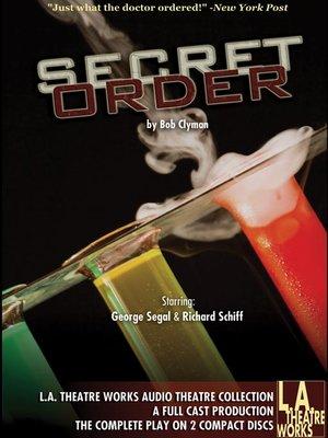 cover image of Secret Order
