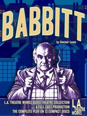 cover image of Babbitt