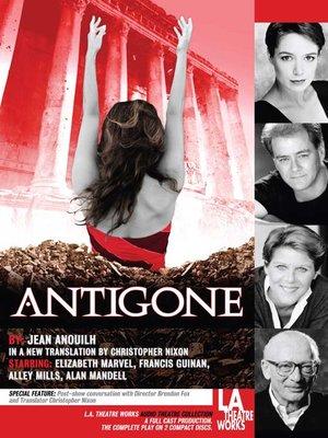 cover image of Antigone