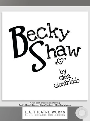 cover image of Becky Shaw