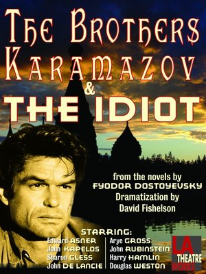 cover image of The Brothers Karamazov and The Idiot